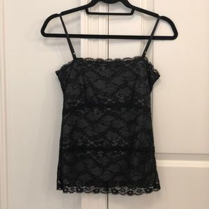 Limited lace camisole